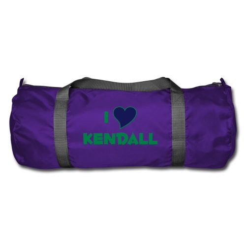 I LOVE KENDALL - Duffel Bag
