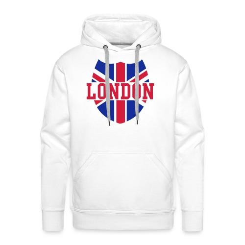 London Hoodie - Men's Premium Hoodie
