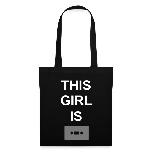 THIS GIRL IS BAG - Tote Bag