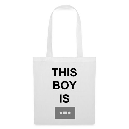 THIS BOY IS BAG - Tote Bag