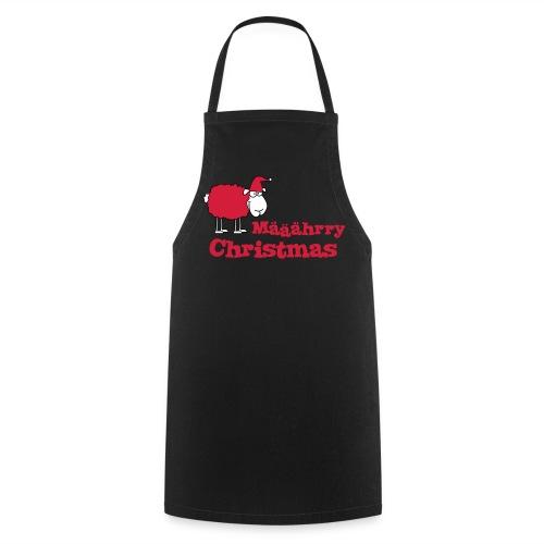 Määährry Christmas - Kochschürze