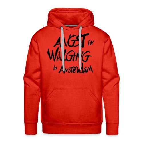 Angst & Walging Amsterdam hoody - Mannen Premium hoodie