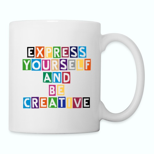 Express yourself - Tasse