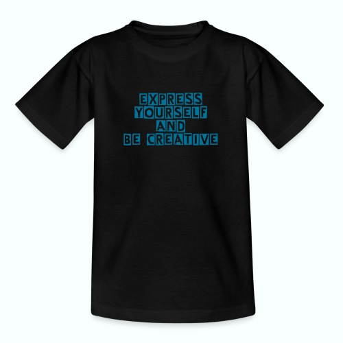 Express yourself - Teenager T-Shirt