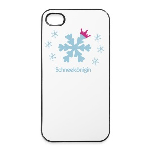 Schneekönigin - iPhone 4/4s Hard Case