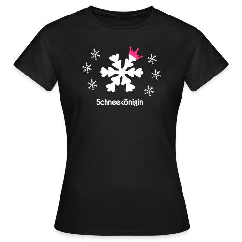 Schneekönigin - Frauen T-Shirt