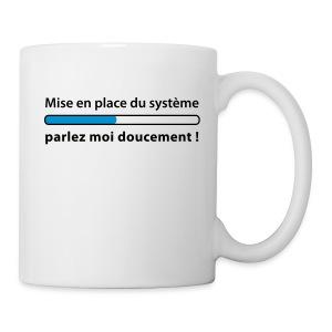 Tasse - Mise en place du systeme - Tasse