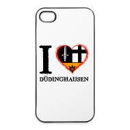 Handy & Tablet Hüllen ~ iPhone 4/4s Hard Case ~ iPhone 4/S4 Case - I love