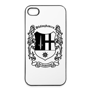 iPhone 4/S4 Case - Wappen - iPhone 4/4s Hard Case