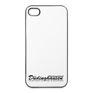 Handy & Tablet Hüllen ~ iPhone 4/4s Hard Case ~ iPhone 4/S4 Case - Düdinghausen HSK