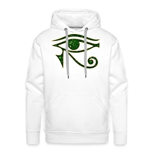Eye of horus - Mannen Premium hoodie