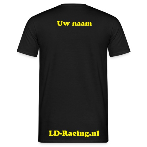 LD-racing mannen t-shirt - Mannen T-shirt