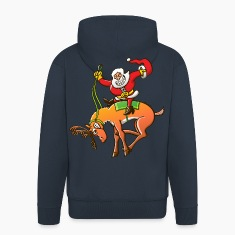 Christmas Rodeo Hoodies & Sweatshirts