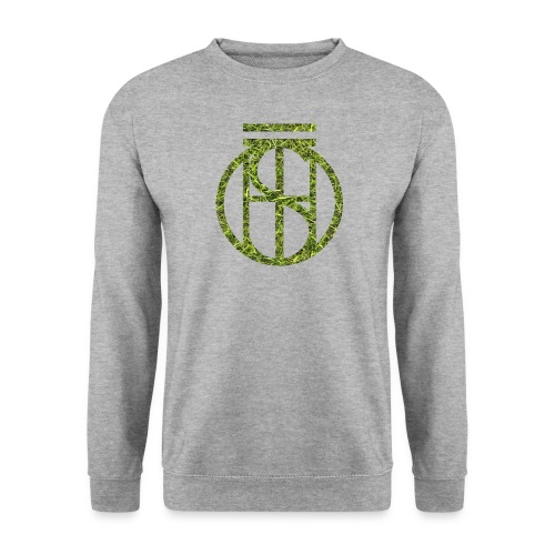 Grass Sweater Grey - Mannen sweater
