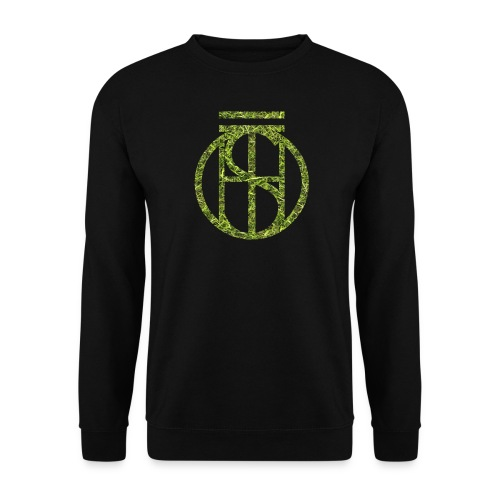 Grass Sweater Black - Mannen sweater