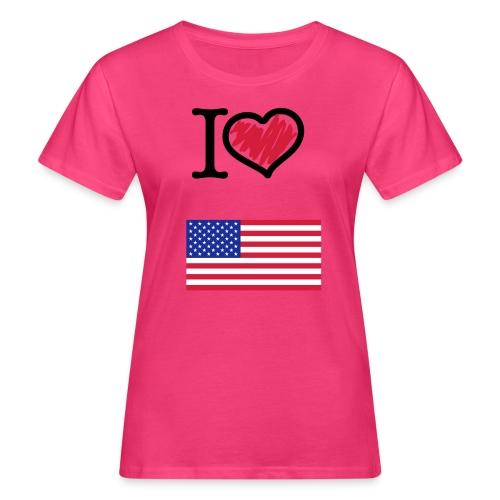 Ekologiczna koszulka damska