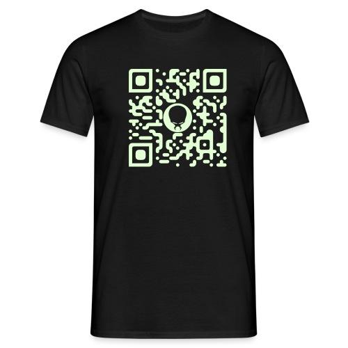 QR Code - T-shirt Homme
