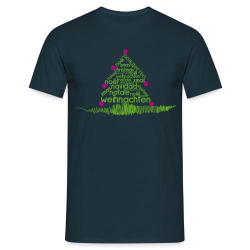 (merry) xmas - Männer T-Shirt
