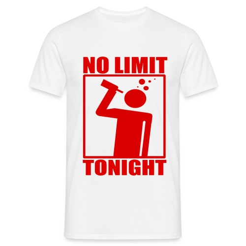 NoLimit Tonight ! - T-shirt Homme