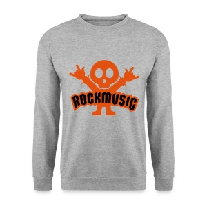 Rock Music Sweatshirt - Men's Sweatshirt