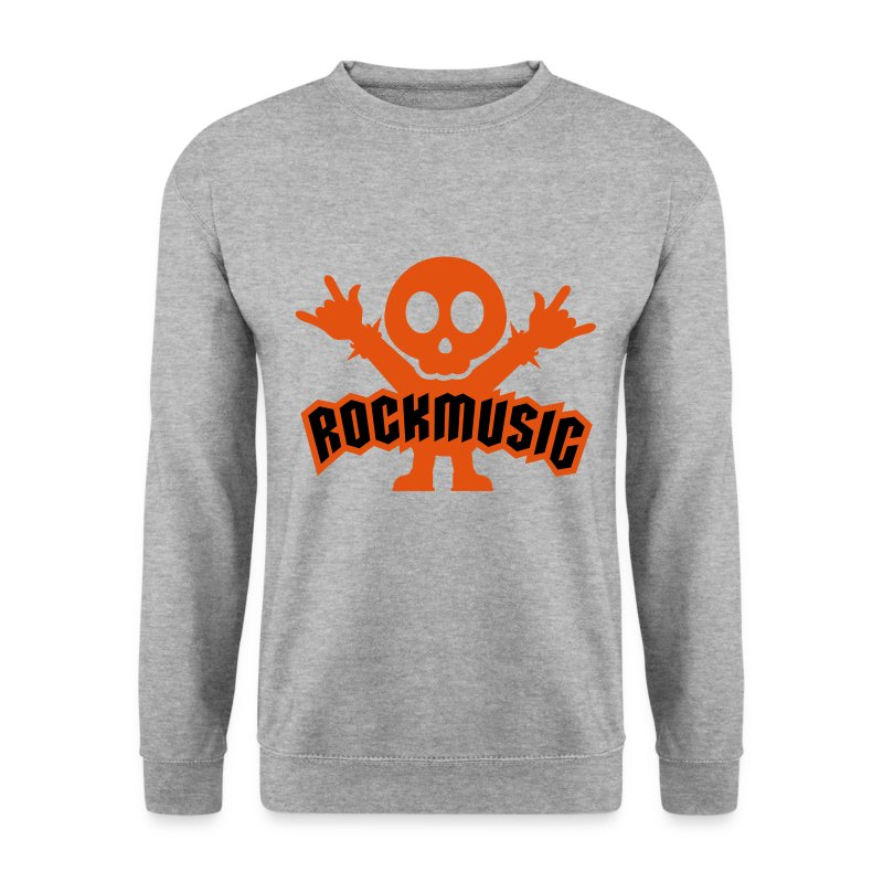Rock Music Sweatshirt - Men's Sweatshirt