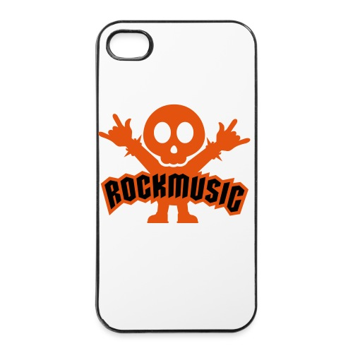 Rock Music Iphone 4 Case - iPhone 4/4s Hard Case