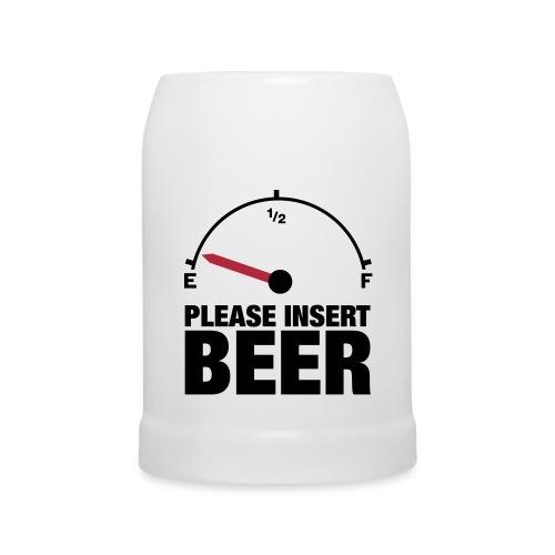Boccale di birra in Porcellana - Boccale per birra