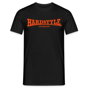 Hardstyle Denmark - Neonorange - Men's T-Shirt