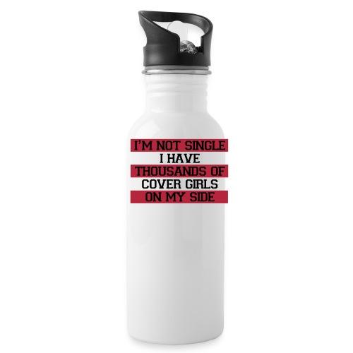 IM NOT SINGLE - Water Bottle