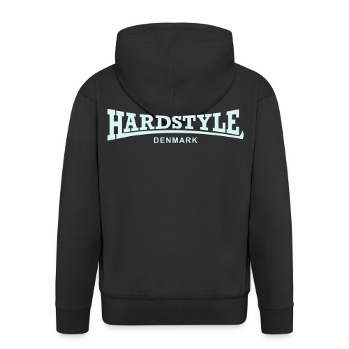 Hardstyle Denmark - Reflex - Men's Premium Hooded Jacket