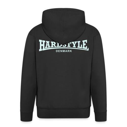 Hardstyle Denmark - Reflex - Men's Premium Hooded Jacket