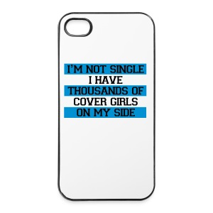 IM NOT SINGLE - iPhone 4/4s Hard Case