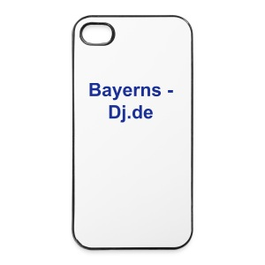 BAY-DJ iPhone 4/4S Case - iPhone 4/4s Hard Case
