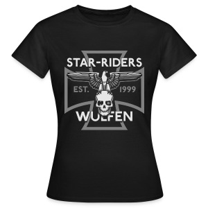 Iron Cross Women - Frauen T-Shirt