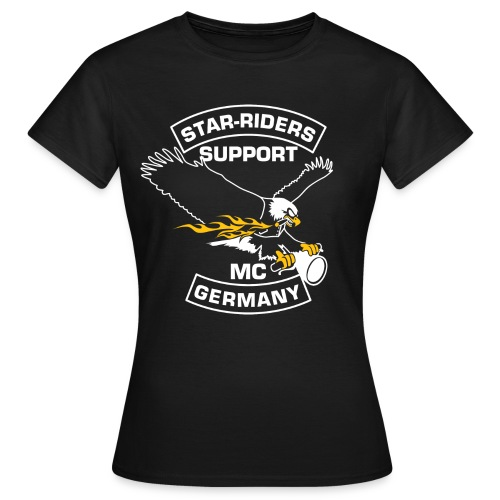 Eagle Rider Women - Frauen T-Shirt