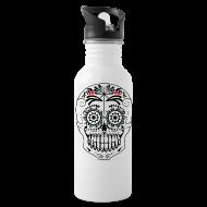 Mugs & Drinkware ~ Water Bottle ~ SKULL