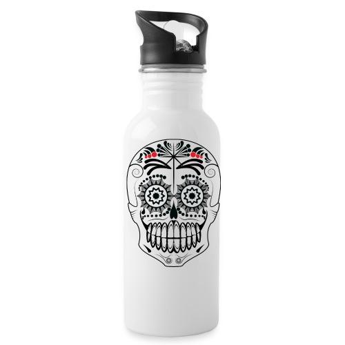 SKULL - Water Bottle