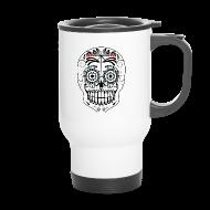 Mugs & Drinkware ~ Travel Mug ~ SKULL