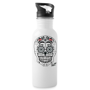 SKULL W SIG - Water Bottle