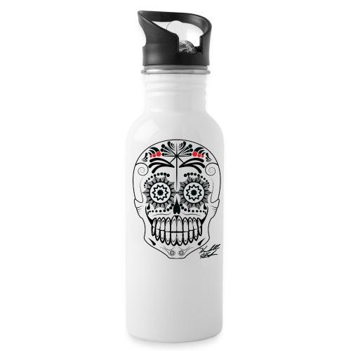 SKULL W SIG - Water Bottle