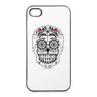 Phone & Tablet Cases ~ iPhone 4/4s Hard Case ~ SKULL
