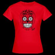 T-Shirts ~ Women's T-Shirt ~ SKULL W SIG