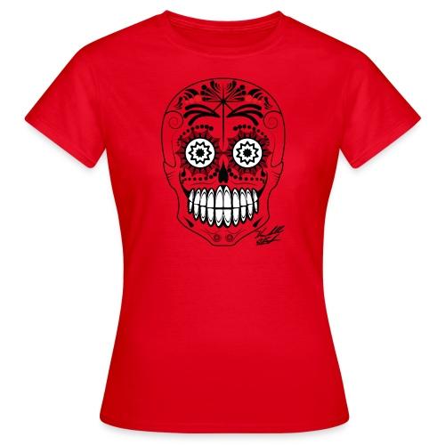 SKULL W SIG - Women's T-Shirt