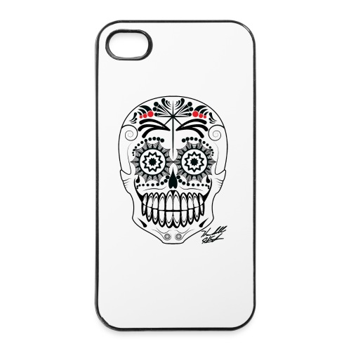 SKULL W SIG - iPhone 4/4s Hard Case