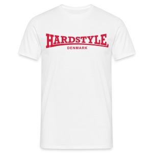 Hardstyle Denmark - Red - Men's T-Shirt
