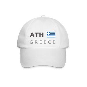 Base-Cap ATH GREECE dark-lettered - Baseball Cap