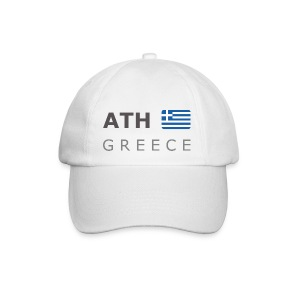 Base-Cap ATH GREECE dark-lettered - Baseball Cap