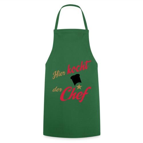 Hier kocht der Chef - Kochschürze