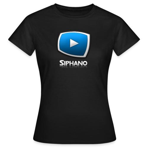 T-Shirt classique femme Siphano - T-shirt Femme