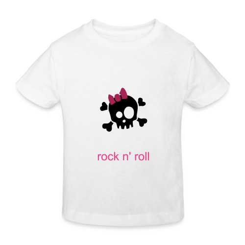 rock  baby - T-shirt bio Enfant